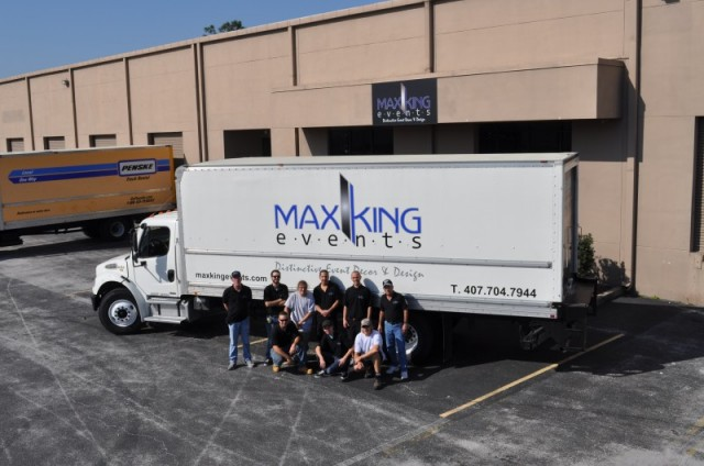 Max King Events - Orlando, Florida