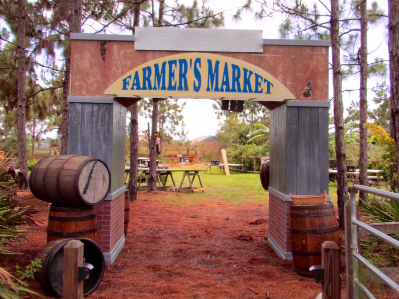 Farmer's Market Event Themes