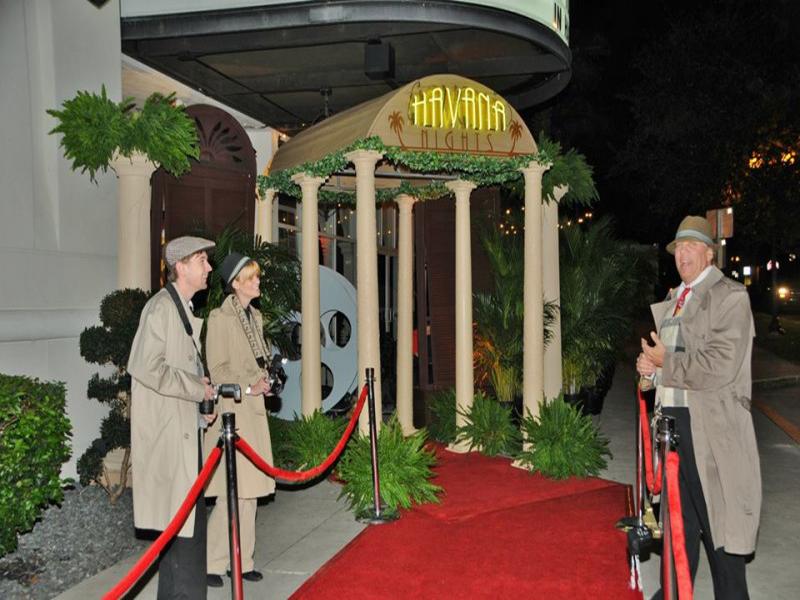 Havana Event Themes