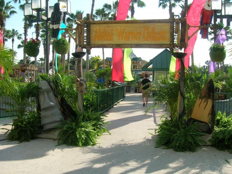 Polynesian Luau Event Themes