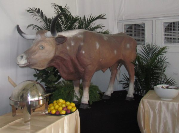Bull Statue (2)